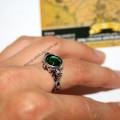 Реальное фото кольца Джека Воробья