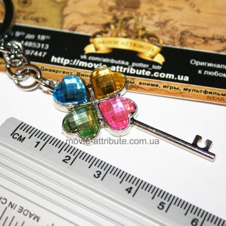 Красивый брелок ключ Чары хранители, Shugo Chara