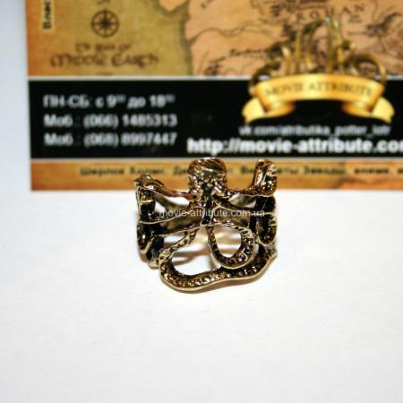 Кольцо кракен. Пираты Карибского моря