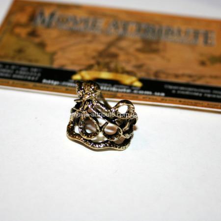 Фото кракена кольцо пирата