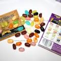 Bean Boozled вкусы на пачке