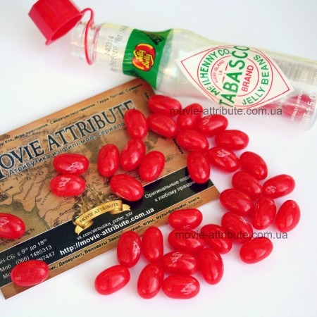 Бобы Tabasco Jelly Belly острые