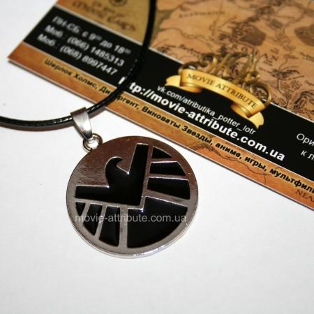 Кулон Агенты S.H.I.E.L.D Агенты ЩИТ