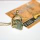 Медальон дверь Бильбо