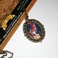 Медальон портрет Десятого Доктора