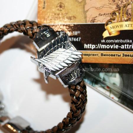 Браслет Атака Титанов Attack on Titan купить в Украине