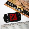 Купить кулон Dota 2 Дота черный в Украине