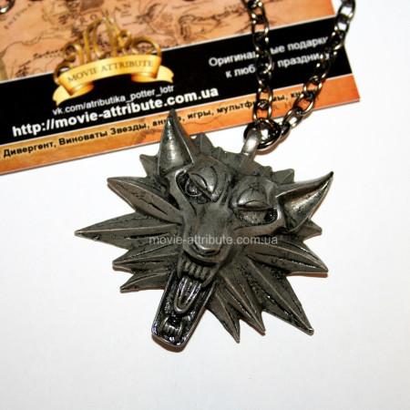 Купить кулон Witcher Ведьмак в Ураине