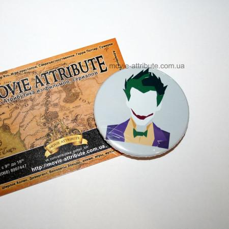 Купить значок Джокер Украина