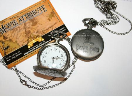 Часы Death Note Тетрадь Смерти купить в Украине