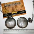 Часы Death Note Тетрадь Смерти размер