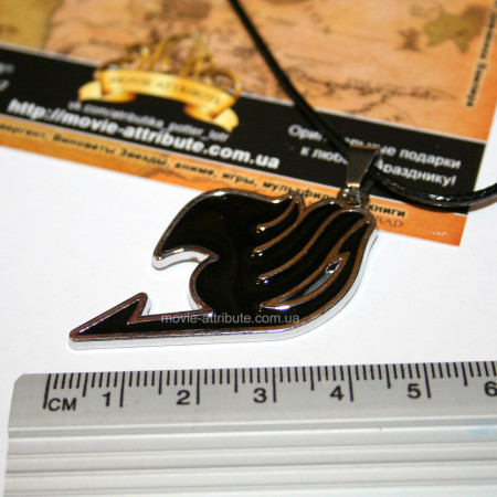 Кулон Fairy Tail размер