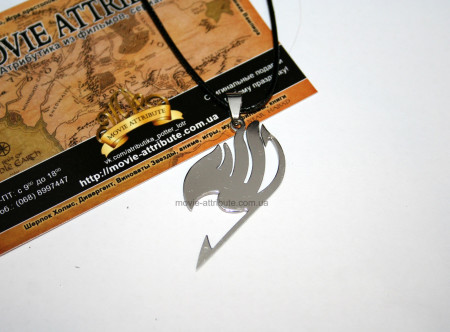 Кулон Fairy Tail Хвост Феи купить в Украине