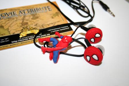 Купить Наушники Человек Паук. Купить наушники Spiderman для смартфона в Украине