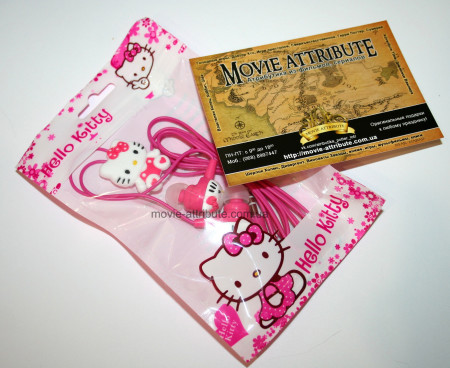 Купить наушники Наушники Hello Kitty в Украине