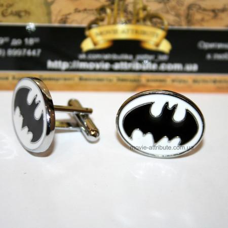 Купить запонки Бэтмен Марвел в Украине