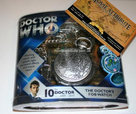 Купить Часы Мастера Доктор Кто в Украине