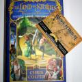 Книга Криса Колфера, The Land of Stories. Beyond the Kingdoms в Украине