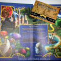 Крис Колфер, The Land of Stories. Beyond the Kingdoms разворот