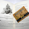 Крис Колфер, The Land of Stories. Beyond the Kingdoms фото страниц