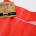 Красивый красный пенал сумерки