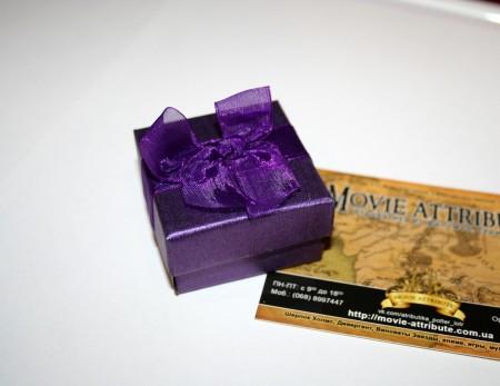 Купить подарочную коробочку для кольца Украина
