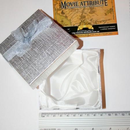 Размер подарочной коробочки для браслета или кулона