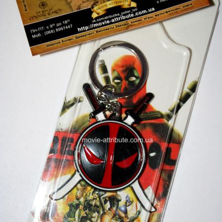 Брелок Дэдпул Deadpool в коробке