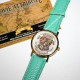 Купить наручные часы Хогвартс бирюза в Украине