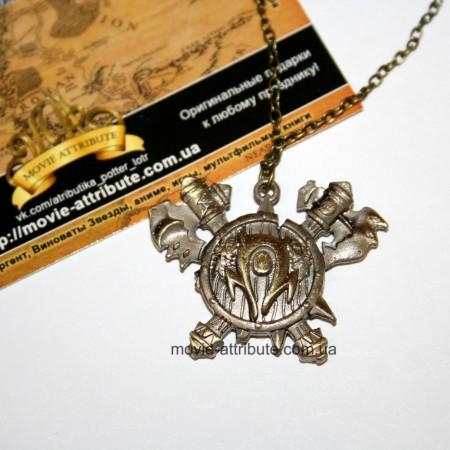 World of Warcraft кулон орда купить в Украине