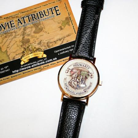 Наручные часы Хогвартс черные купить Украина