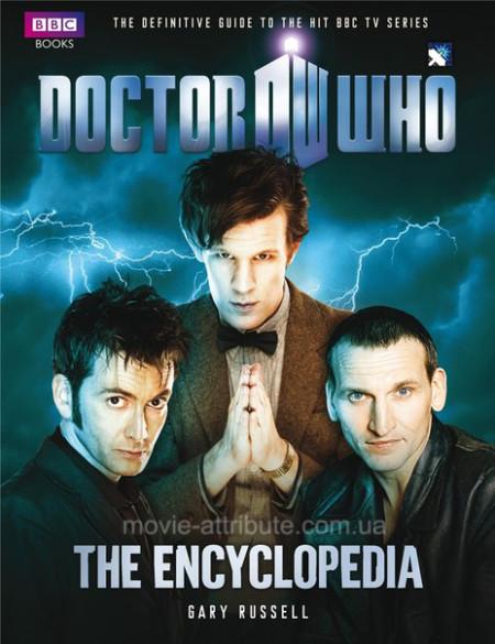Книга Doctor Who. The encyclopedia