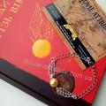 Купить браслет золотой снитч в Украине