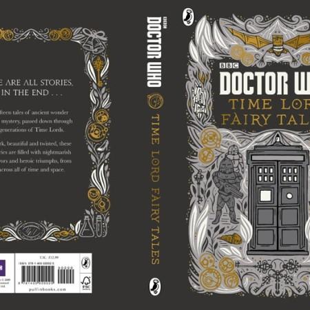 Купить книгу Doctor Who. Time Lord Fairy Tales в Украине