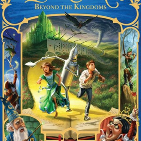 Купить книгу Beyond the Kingdoms Крис Колфер в Украине