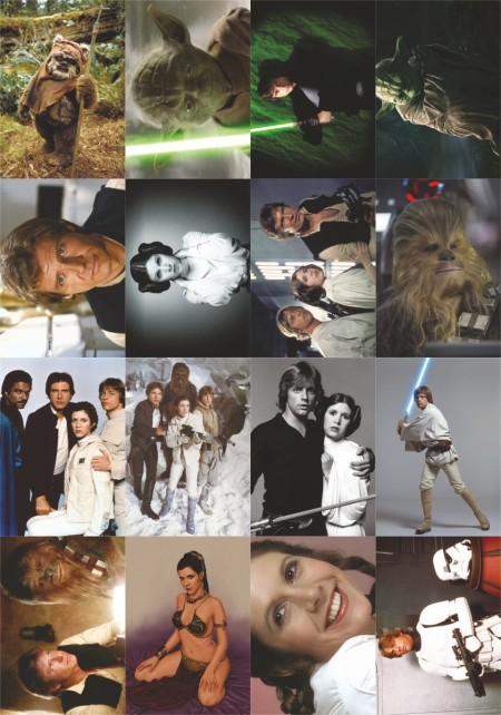 Наклейки, стикеры Звездные Войны