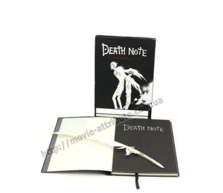 Блокнот Death Note с пером