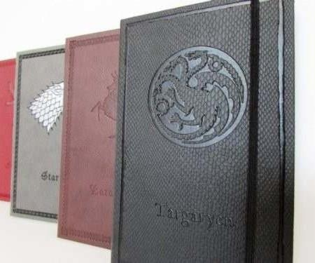 Купить блокнот Game of Thrones. House of Targaryen в Украине