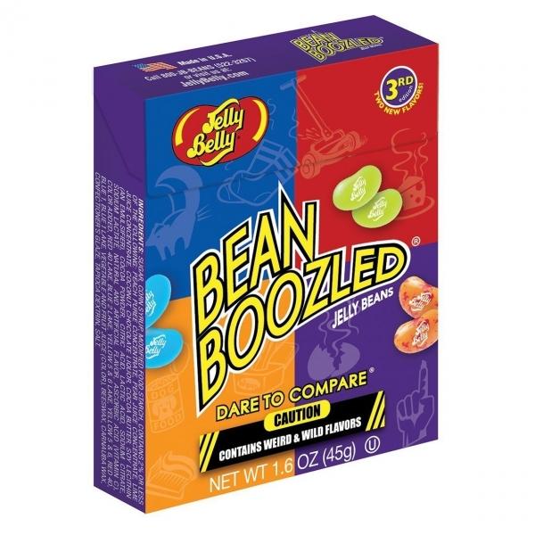 THE BEAN BOOZLED CHALLENGE - YouTube