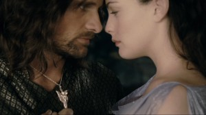 Арвен и Арагорн фото