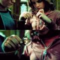 Маховик времени. Кадр из фильма Гарри Поттер и узник Азкобана