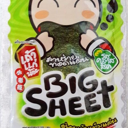 Купить тайские снеки Tao Kae Noi Big Sheet