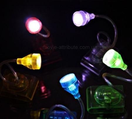 Купить фонарик для книги с зажимом