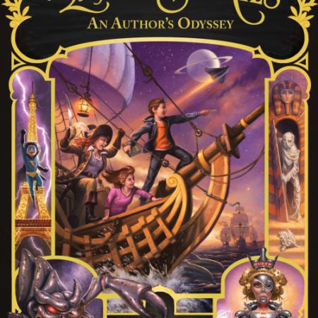 Купить книгу Криса Колфера, The Land of Stories. An Author's Odyssey