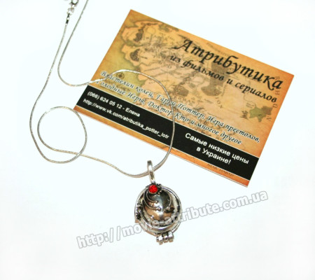 Дневники вампира вербеновое ожерелье