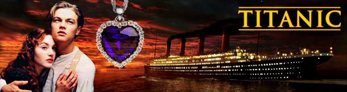 Купить Сердце океана Титаник